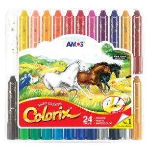 AMOS non Tonix Crayon 無毒蠟筆